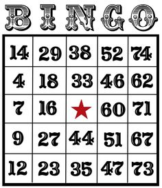 This is a blank, editable BINGO template made in powerpoint.Can add ...