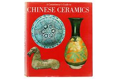 A Connoisseur's Guide to Chinese Ceramics by Cecile and Michel Beurdeley. Leon Amiel, New York, 1984. First Edition. Hardcover with dust jacket. 317 pages of an incredibly illustrated and comprehensive guide to Chinese ceramics from the Zhou to the Ming dynasty.
