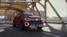 Revealing Volkswagen Tanoak Concept Pickup Truck | MT CARS #VolkswagenAmarokCustom