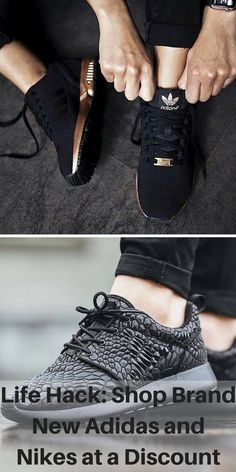 Nike and Adidas sale happening now! Shop brand new sneakers from top name brands at up to 70% off. Click or tap the image to download the free app now. Poshmark is featured in Good Morning America, Cosmo, WWD, and The New York Times.