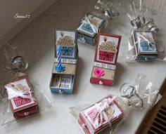 Steffi´s Stempelkeller : Micro-Easel-Card-Box