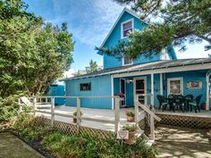 For sale: $969,500. Historic Dewey Beach cottage one lot back from the beach! Enjoy ocean breezes from an expansive wrap around deck on an oversized lot offering many possibilities. Recorded as the oldest existing home in Dewey Beach, this property offers rich character and historic charm. An excellent opportunity to enjoy with a large family (sleeps 15) with potential to modify or build new. Partially furnished with numerous features including an outdoor shower, wood floors, large bunk room…