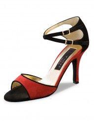 shoe model: Luzia tango and salsa dance shoe by Nueva Epoca