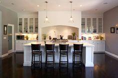 Kishani Perera kitchen, white, gray, clean, traditional