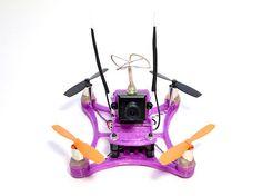 Micro-B FPV racing drone.