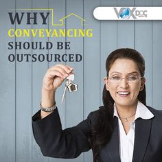 Why Conveyancing process should be outsourced?  #VoxDoc #Outsourcing #Company #India #Legal #Paralegal #Conveyancing #Services