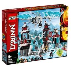 Shop LEGO Ninjago Masters Of Spinjitzu Castle of the Forsaken Emperor 70678 at Best Buy. Lego Ninjago Minifiguren, Ninjago Dragon, Lego Disney Princess, Lego Creator, Lego Technic, Disney Stars, Katana, Lego Sets, Moto Ninja