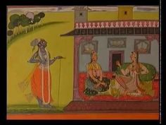 The Paintings of India - The Enchanted Hills