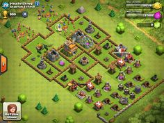 So my brother was raided by this guy. Then he viewed his village. How is this guy not a hacker!?!