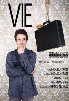 Vie   silent show clownesco TRAILER
