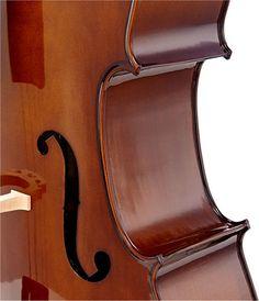 Stagg ABS Case für Cello 3//4 4//4
