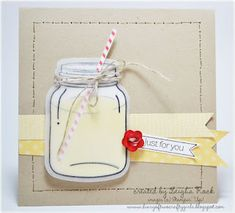 Perfectly Lemonade by leighastamps - Cards and Paper Crafts at Splitcoaststampers