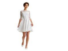 LILLY konfirmationskjoler 2016 White Dress, Womens Fashion, Inspiration, Dresses, Biblical Inspiration, Vestidos, White Dress Outfit, Women's Fashion, Dress