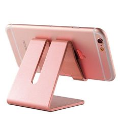 Aluminium Phone/Tablet/Smartwatch Stand