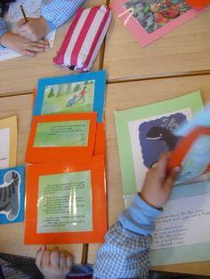 Avui us presento 6 racons de lecto-escriptura per a treballar de forma més manipulativa la consolidació de la lectura i l'escriptura. Nosa... School, Special Needs, Writing, Creative Writing, Initials, Reading, Libros, Classroom, Atelier