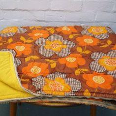 vintage sleeping bag www.vintageactually.co.uk