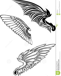 Wing Silhouettes - Download From Over 41 Million High Quality Stock Photos, Images, Vectors. Sign up for FREE today. Image: 2032144