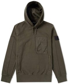 Buy the Stone Island Shadow Project Diagonal Weave Popover Hoody in Military from leading mens fashion retailer END. - only Fast shipping on all latest Stone Island Shadow Project products Mens Sweatshirts, Mens Tees, Mens Stone Island, Stone Island Shadow Project, Zara Boys, Brand Collection, Western Shirts, Sweater Hoodie, Moda Masculina