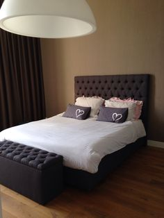 1000+ images about Slaapkamer/Bedroom on Pinterest  White bedrooms ...