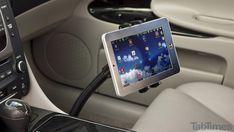 digitl goose neck iPad car mount