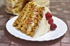 Krispie Treats, Rice Krispies, Carrot Cake, Romania, Carrots, Ice Cream, Sweets, Cakes, Desserts
