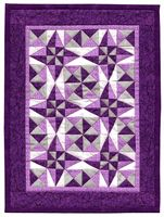 14,048 - Illusions --AAQI quilt by Martha W.