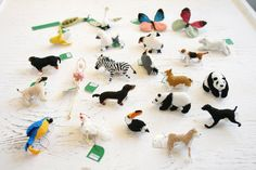 動物や昆虫がいっぱい!HIPOTAさんのかわいくてリアルな刺繍ブローチに夢中