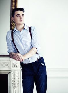 peter doherty for the kooples fashion line <3