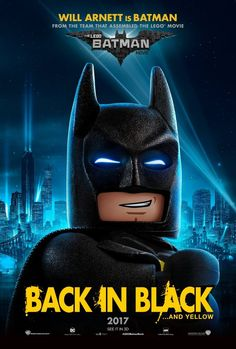 The Lego Batman Movie: posters personajes | Cine PREMIERE