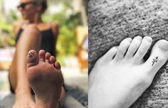 Bu Yaza Damgasını Vuracak Dövme Trendi: Minimal Ayak Parmağı Dövmeleri
