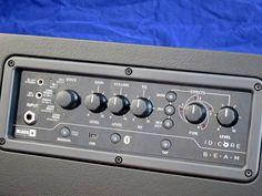 Blackstar ID_Core Beam – control panel