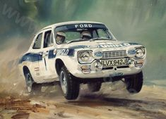 1973 Welsh International Rally by Michael Turner - 20