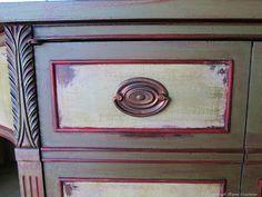 Annie Sloan Chalk Paint Graphite   Do you have something you painted with Annie Sloan Chalk Paint?