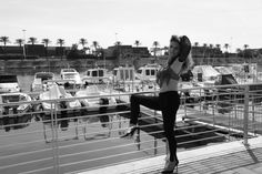 black and white photo courtesy of paolononsopiu, taken august 2014 porto genova italia