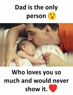 Hmm love you papa💋 Father Daughter Love Quotes, Love My Parents Quotes, Mom And Dad Quotes, I Love My Parents, Crazy Girl Quotes, Father Quotes, Fathers Love, Girly Quotes, Family Quotes