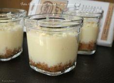 Cheesecakes au chocolat blanc dans la yaourtière multi-délices
