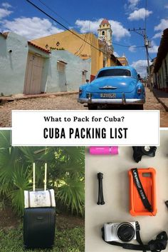 What to Pack for Cuba?