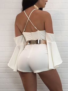 Women 39 s Clothing Jumpsuits Rompers 0 00 IVRose Women 39 s Clothing Jumpsuits Rompers 0 00 Sexy Outfits, Sexy Dresses, Stylish Outfits, Dress Outfits, Summer Outfits, Cute Outfits, Fashion Outfits, Rompers Women, Jumpsuits For Women