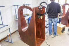 Horn Speakers, Diy Speakers, Audio Amplifier, Audiophile, Speaker Design, Loudspeaker, Electronics, Room, Vintage