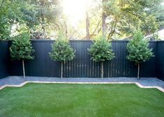 Amazing Garden Fence And Gates Design Ideas - Interior and Exterior Desi . Amazing Garden Fence And Gates Design Ideas - Interior and Exterior Desi . Backyard Trees, Backyard Fences, Garden Fencing, Veg Garden, Garden Fence Paint, Home Fencing, Vegetable Gardening, Garden Tips, Organic Gardening