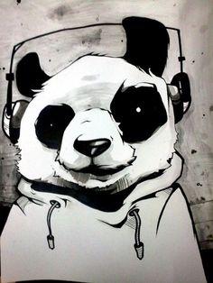 ∆˚ Rocking Panda