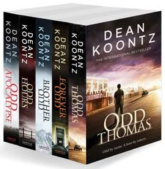 "The Odd Thomas series | 30 ""Guilty Pleasure"" Books That Are In Fact Awesome"