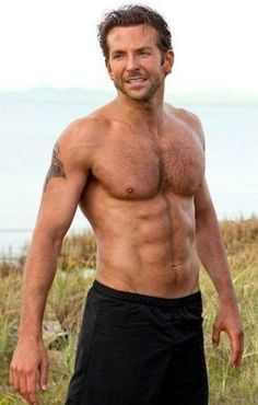 Bradley Cooper, yes you may do my laundry... on that washboard stomach of yours ;)