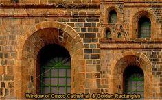Window of Cuzco Cathedral Cathedral Windows, Peru, Stone, Turkey, Rock, Stones, Batu