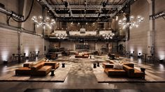 Here are the world's most beautiful coworking spaces—In a converted opium factory, an old Bank building with 50-foot vaulted ceilings, and other interesting places.