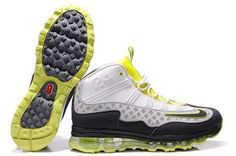 Nike Air Ken Griffey Max 1 Yellow White Black  5e3fb0513