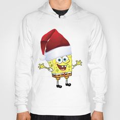 Buy Spongebob Celebration Hoody by mr0frankenstein. Worldwide shipping available at Society6.com. Just one of millions of high quality products available.
