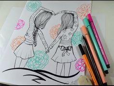 Pin Em Dibujos