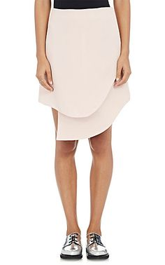 Opening Ceremony Overlapping Asymmetric Skirt - Mini - Barneys.com