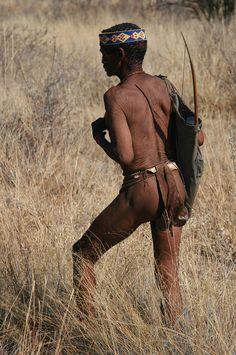 Namibia Bushmen